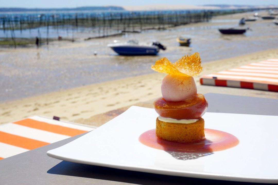 pinasse café cap ferret bélisaire restaurant gastronomique blog voyage tourisme 07