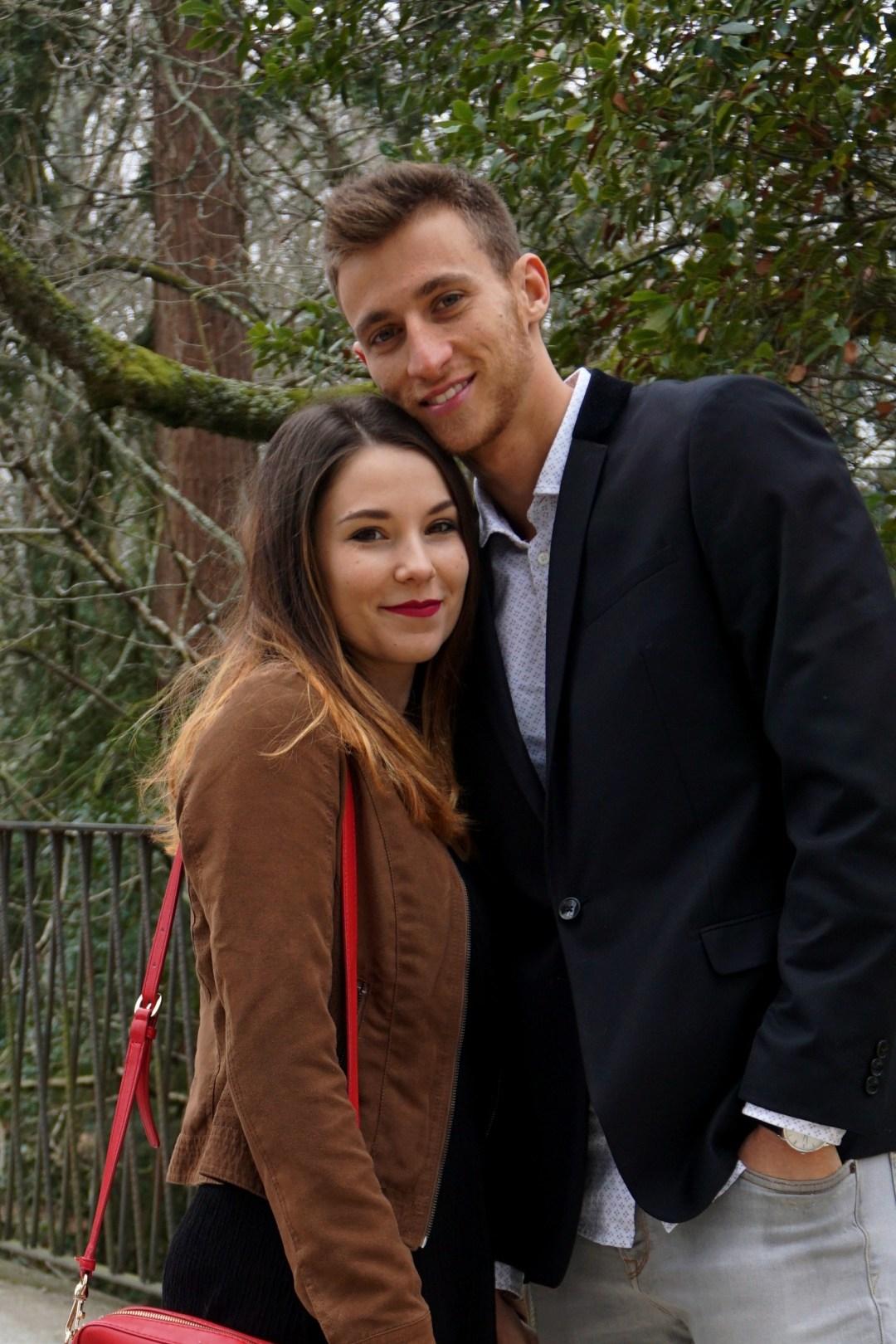 LOOK DE COUPLE POUR LA SAINT VALENTIN PARC MAJOLAN EYSINES BLOG BORDEAUX MODE CORSE 03
