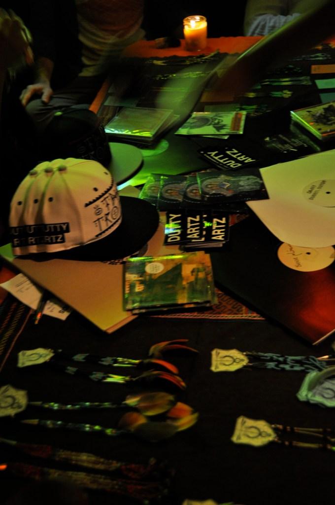 Dutty Artz Merchandise