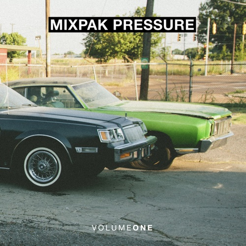 Mixpak Pressure Volume One Cover Art-500