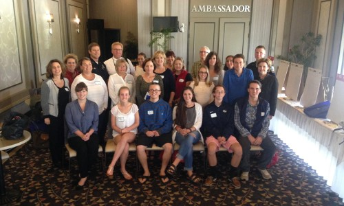 Duxbury attends South Shore FACTS Conference