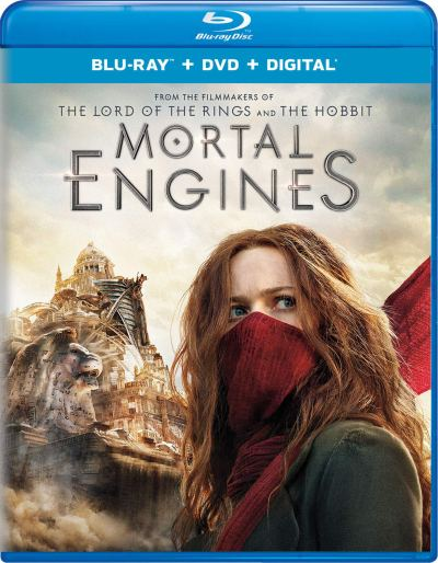 Mortal Engines DVD Release Date March 12, 2019