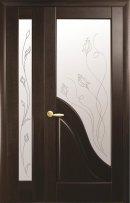Двери полуторные Амата Р2 Новый Стиль