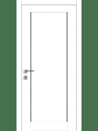 Двери Мюнхен T-4 белая эмаль