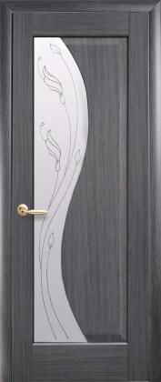 Двери Новый Стиль Эскада Р2 grey