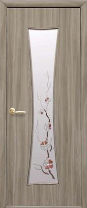Двери Часы Новый Стиль сандал со стеклом Р1