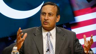 Husain Haqqani, former Pakistan ambassador to the US (dapd)