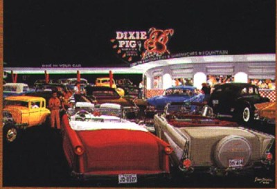 Dennis Wiskow's Auto Art Gallery - Dave Snyder - Page 2