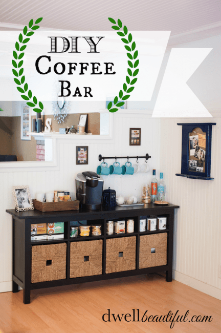 Tea and Coffee Bar