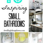 10 Inspiring Small Bathrooms