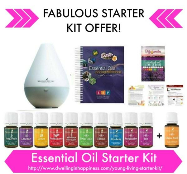Starterr kit offer