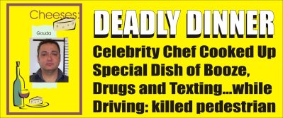 Deadly Dinner David Maish