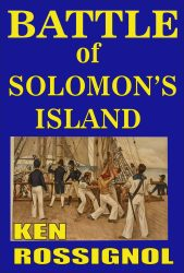 Battle of Solomon's Island cover