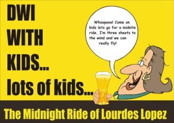 Lourdes Lopez's Midnite Ride