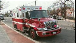 DC-ambulance