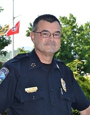 Chief of Police Mark Sirois, Johnson City Tenn.