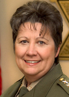 Fresno California Sheriff Margaret Mims