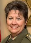 Fresno California Sheriff Margaret Mims