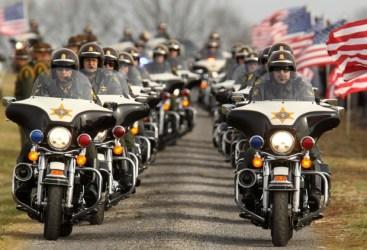 Illinois State Police modern motors