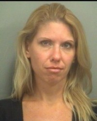 Coral Springs teacher Joanna Sadowski was arrested by Boca Raton Police for DUI.  Palm Beach Co So