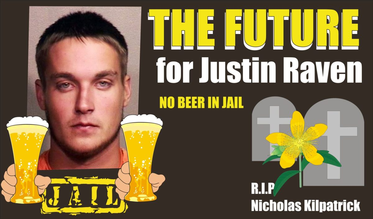 Illinois: Justin Raven charged with DUI for killing Nicholas S. Kilpatrick; attorney for DUI killer tries to blame the victim