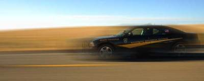 Wyoming Highway Patrol Dodge Charger