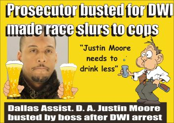 Justin Moore needs to drink less
