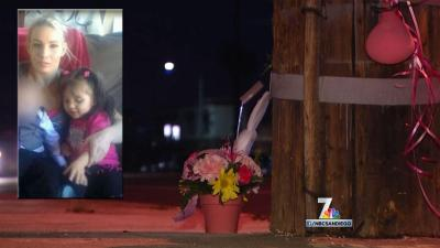 Brandy Teague druggie DUI mom killed child 040415 Photo courtesy of NBC San Diego