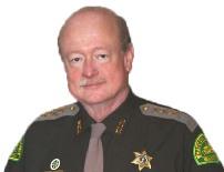 Whatcom County Wash Sheriff Bill Elfo