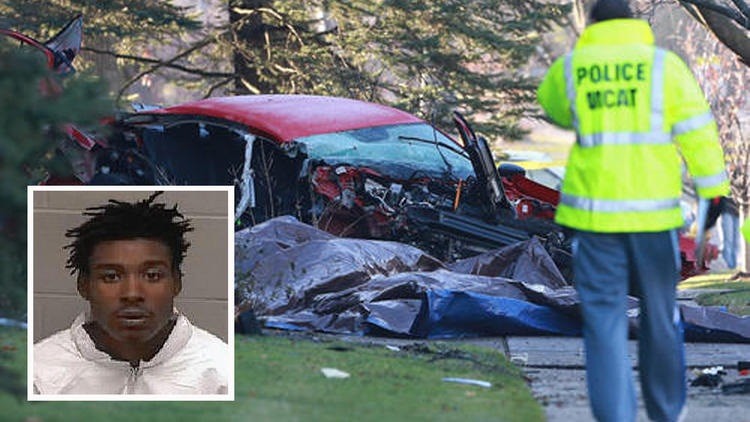 Illinois: Leonard A. Lemons charged with DUI reckless homicide in deaths of his stolen car heist pals