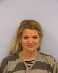 Michelle Schoonover DWI arrest on 111515 by Austin Texas Police