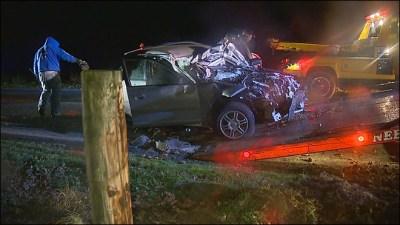 Mt Vernon DUI Crash Michael Stephenson charged DUI homicide 120715 Photo courtesy of KOMO