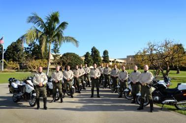 Ventura County Sheriff motor units