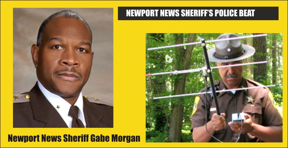 Virginia: Newport News Sheriff Gabe Morgan reports DUI arrests and criminal bookings for Jan. 27, 2016