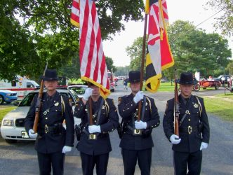 Talbot Sheriff's Color Guard