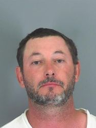 Harley Simms Beck, 42, is charged with felony DUI Spartanburg SC 042716.