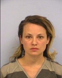 Allyson Lebas DWI arrest on April 27, 2016 by Austin Texas Police