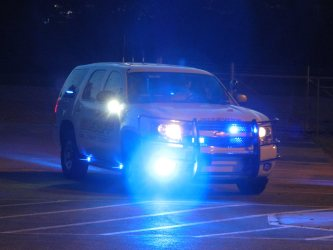 Calloway County Kentucky Sheriff's Patrol unit