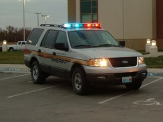 Cass County Missouri Sheriff patrol unit