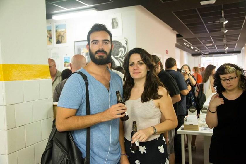 Galería Pepita Lumier. Inauguración #20anysAPIV. Fotografías: Nacho Lopez Ortiz.