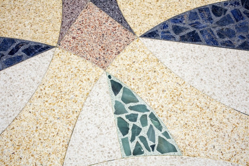 B30 KAAN Architecten ©Karin Borghouts. Mosaico diseñado por Rob Birza.