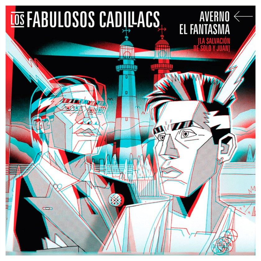 Los Fabulosos Cadillacs, La Salvación de Solo y Juan. Cortesía del artista
