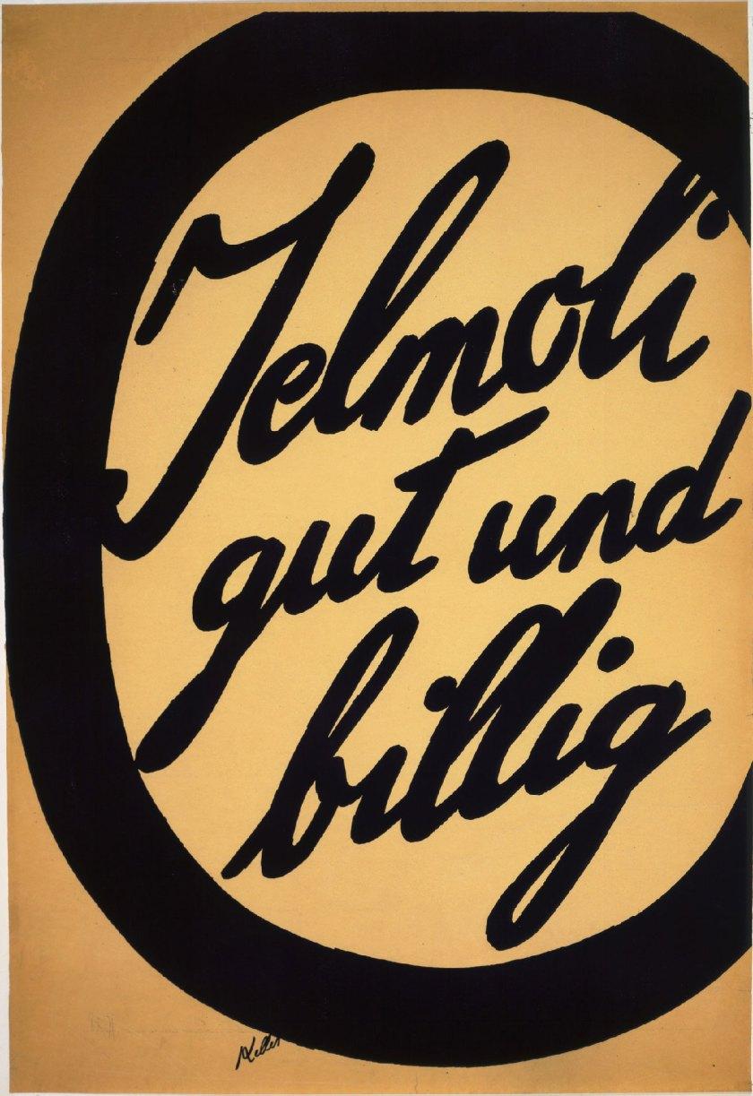 © Ernst Keller Jemoli Gut und Billig 1924