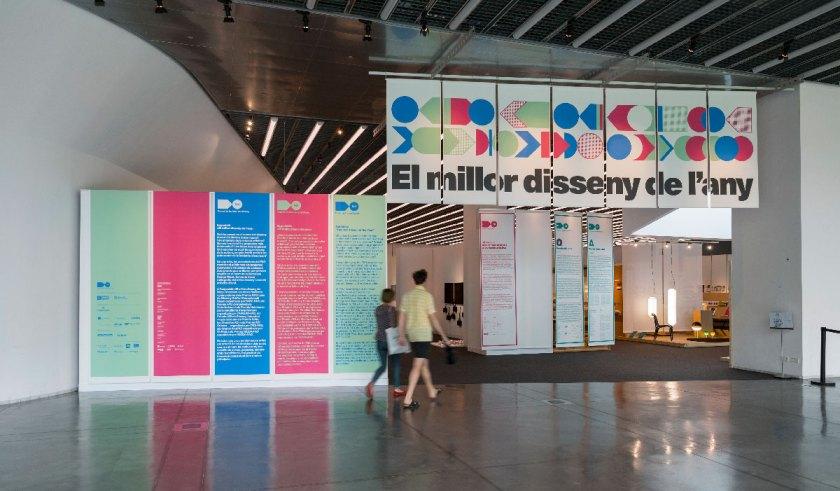 Muestra «El mejor diseño del año». Foto: © Xavier Padrós