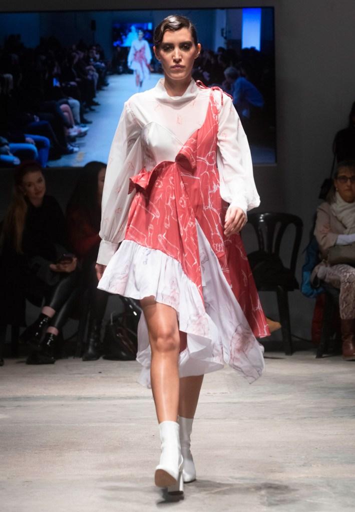 Colección Moving Dress. Inés Vidal.