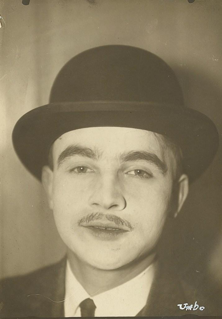 Umbo_Selbstporträt_1926_Berlinische-Galerie