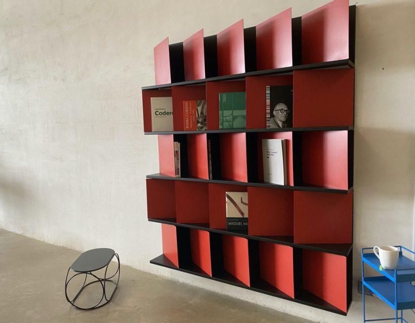 Librería Flap Diseño : Pepe Andreu Empresa : Dae