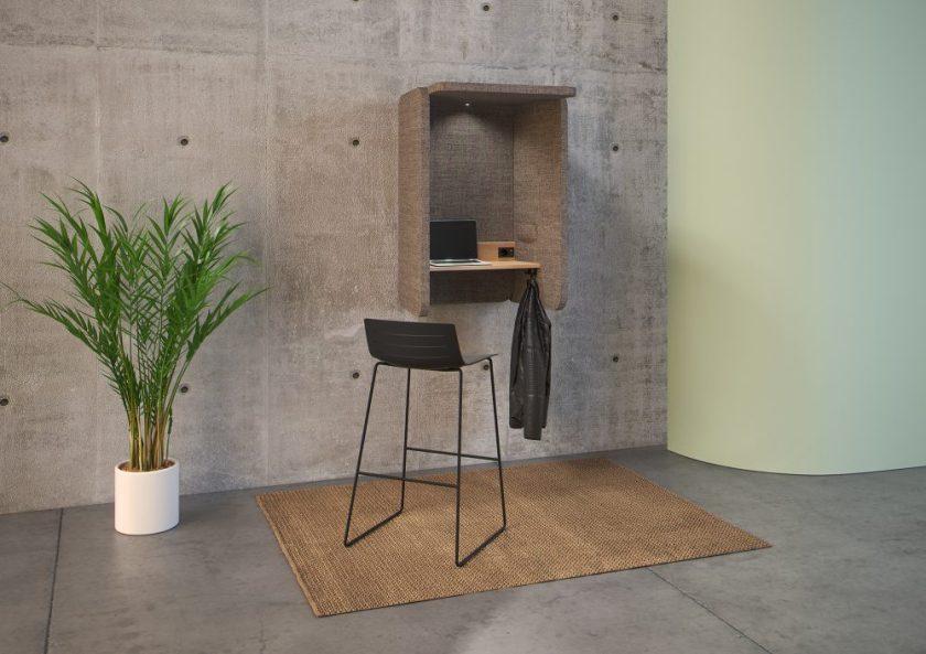 Stand Diseño : Estudi Joan Gaspar Empresa : Resinas Olot, SL