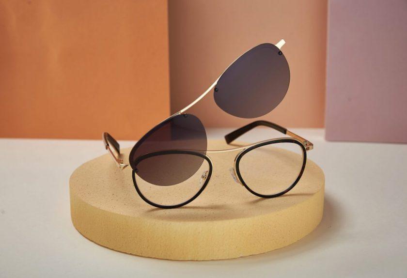 Gafas de protección contra la luz azul Diseño : Ovicuo Design BCN Empresa : Voare Glasses