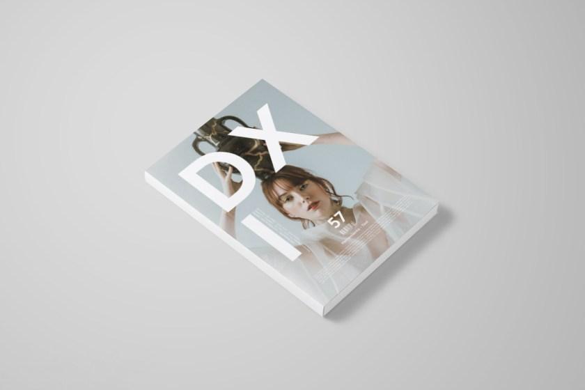 DXI número 57 - Herramienta / Tool - Junio 2020. Con cinco portadas diferentes. Foto: María Jett, Modelo: Maya Lawless.